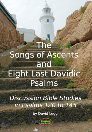 Songs of Ascents and Eight Last Davidic Psalms Bible Studies book front cover